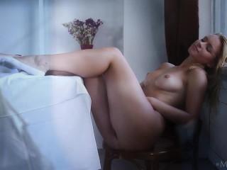 Energists - Kalena - Cute Blonde at 'Vetro' Photoshoot
