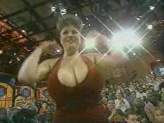 """Freak of Nature"" 90s Jenny Jones Busty Strippers Music Video"