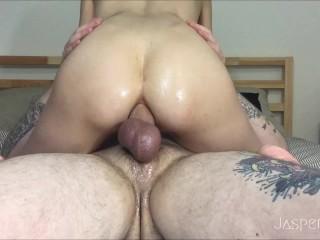 Jasper Blue: Anal Orgasm & Squirt HD