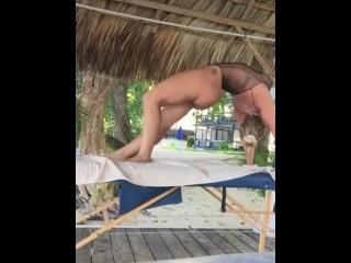 Aidan Nycole-Naughty Yoga-FAPBOY1998