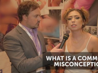 """""""All Up Inside Porn"""" - Sexy & funny porn stars at 2016 AVN Expo in Vegas!"""