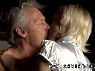 Red head and old man uses vibrator xxx Bruce has been married for 35