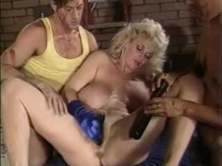Big tits legend Chessie Moore analyzed
