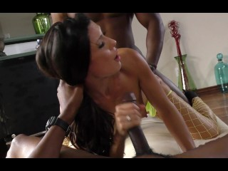 Alexa Tomas - BBC Doggystyle Pounding in SUPER SLO-MO