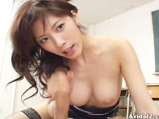 Riko Tachibana The After School Tutor (AvIdolz.com)
