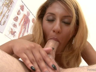 Liv Aguilera Fucked By Doctor