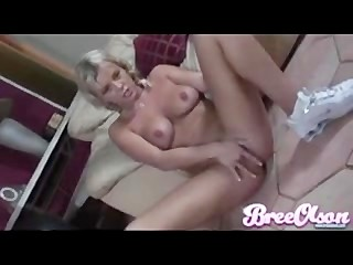 Bree Olson - Trying To Sell Cookies And I Get Used