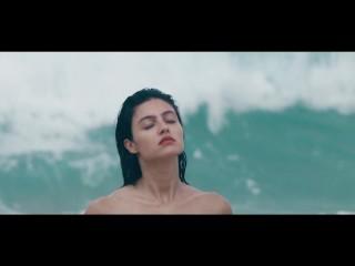 Alejandra Guilmant Bigtits Totally Nude in NU MUSES Calendar 2017