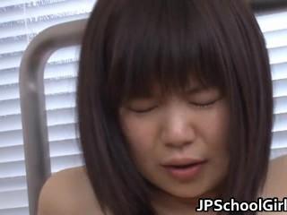 Anri Nonaka and Kurumi crazy part6