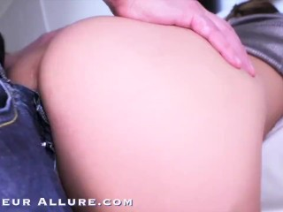 Amateur Allure Summer Brooks Oral Sex, Rides the Cock and Swallows Semen