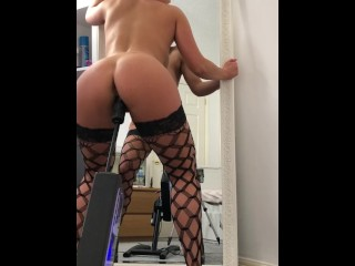 SAMPLE FROM MY ONLYFANS! SIGN UP HERE ONLYFANS.COM/HANNAHBROOKS25