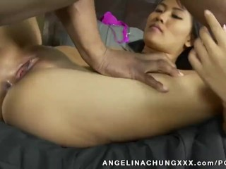 Angelina Chung Takes A BBC: Clip 1