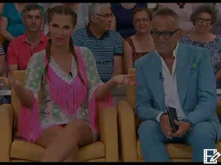 Cristina Ferreira jerk off chalenge by mimozalov