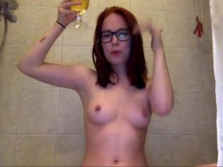 Webcam Teen Babe Pissing And Tasting Own Urin   Golden Shower   Urin Fetish