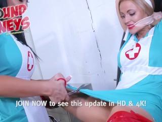 Jasmine Jae & Jasmine Sinclair - Kinky Nurses Trailer 4K
