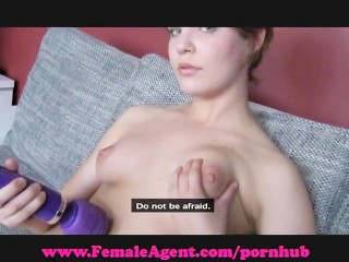 FemaleAgent. A woman's POV