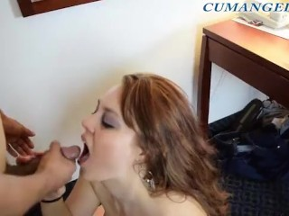 Cuckold hotel hot wife gets pounded while husband films
