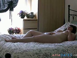 Sensual Masturbation