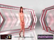 Briella's Webcam Show (Beware)