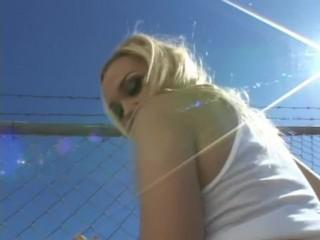 Annette Schwarz (European Babe) --- Dangerous August