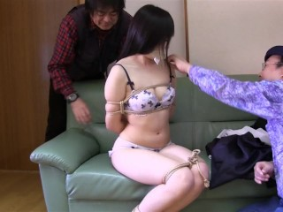JPDamsel - Arisa Nakano police behind the scene