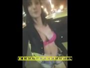 Victoria Carvalho on the Street