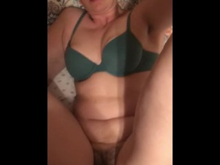 Truly balls deep in your hot wife and she loves it