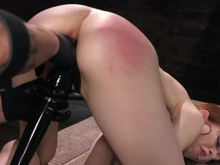 Sex Kitten Alexa Nova Restrained and Coerced to Fuck
