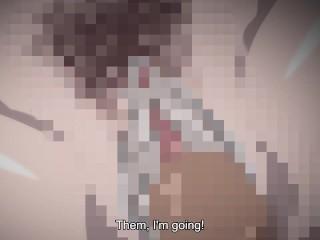 Joshi Ochi! 2-kai kara Onnanoko ga… Futte Kita! Episode 8 English Subbed