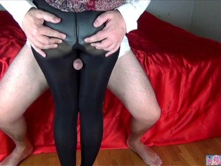 Black Opaque Legjob