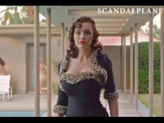 Emily Elicia Low Nude Sex Scene from 'Frank and Ava' On ScandalPlanet.Com