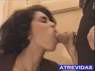 CS-036 - Adorable oral creampie - Slow Motion - Dalila