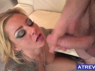 CS-039 - Big load in mouth - Slow Motion - Britney Shannon