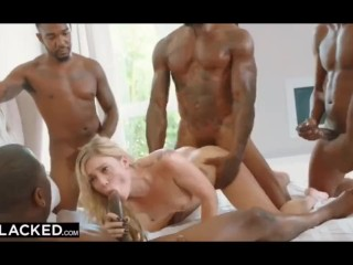 Hot Blondes vs BBC (Featuring Chantelle) HD