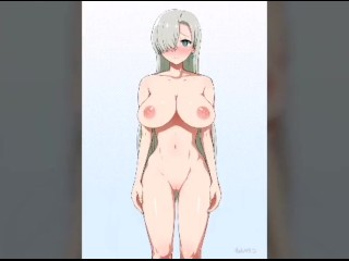 Elizabeth no nackt taizai The Seven
